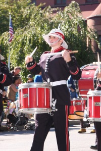 Port Chester Marching Band 2011