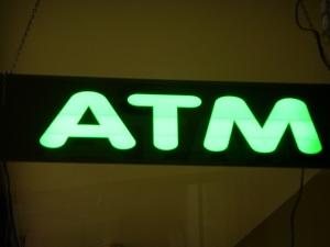 ATM photo