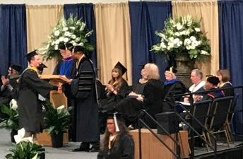 WM grad diploma