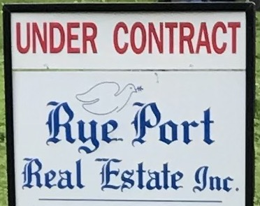 For Sale Under Contract sign
