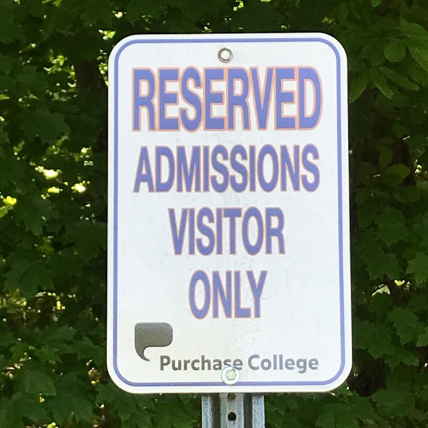 Admissions Visitor